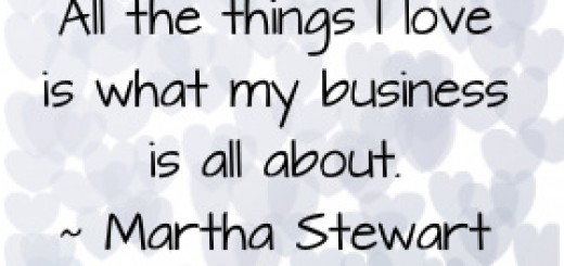 martha stewart business