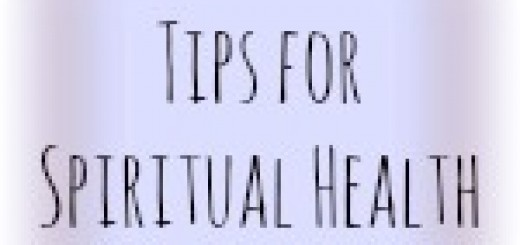 Tips for Spiritual Health