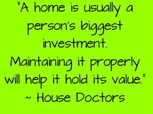 House Doctors – A Home Improvement Franchise
