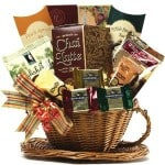 Tea Gift Basket for Grandparents