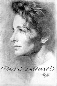 introverted famous people