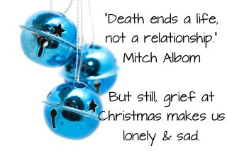 Dealing With Grief at Christmas