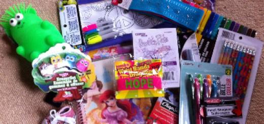 creative gifts operation christmas child shoebox