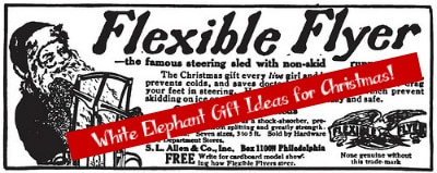 White Elephant Gift Ideas for Christmas Parties