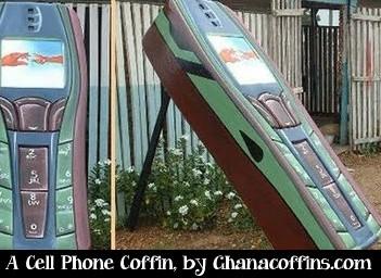 coffin decorating ideas
