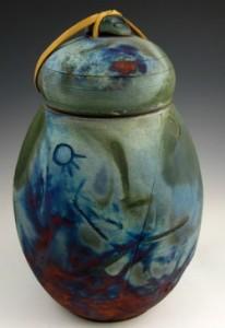zen burial urns