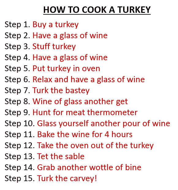 cooking leftover turkey