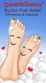 bunion cures how to get rid of bunions