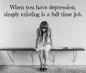 sleep depression problems