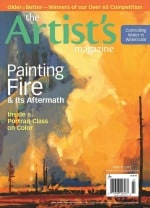 artists magazine gift