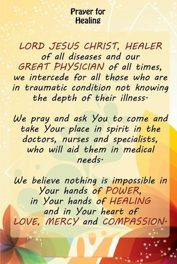 How Your Doctor's Prayers Can Help You Heal From Disease - HopingFor